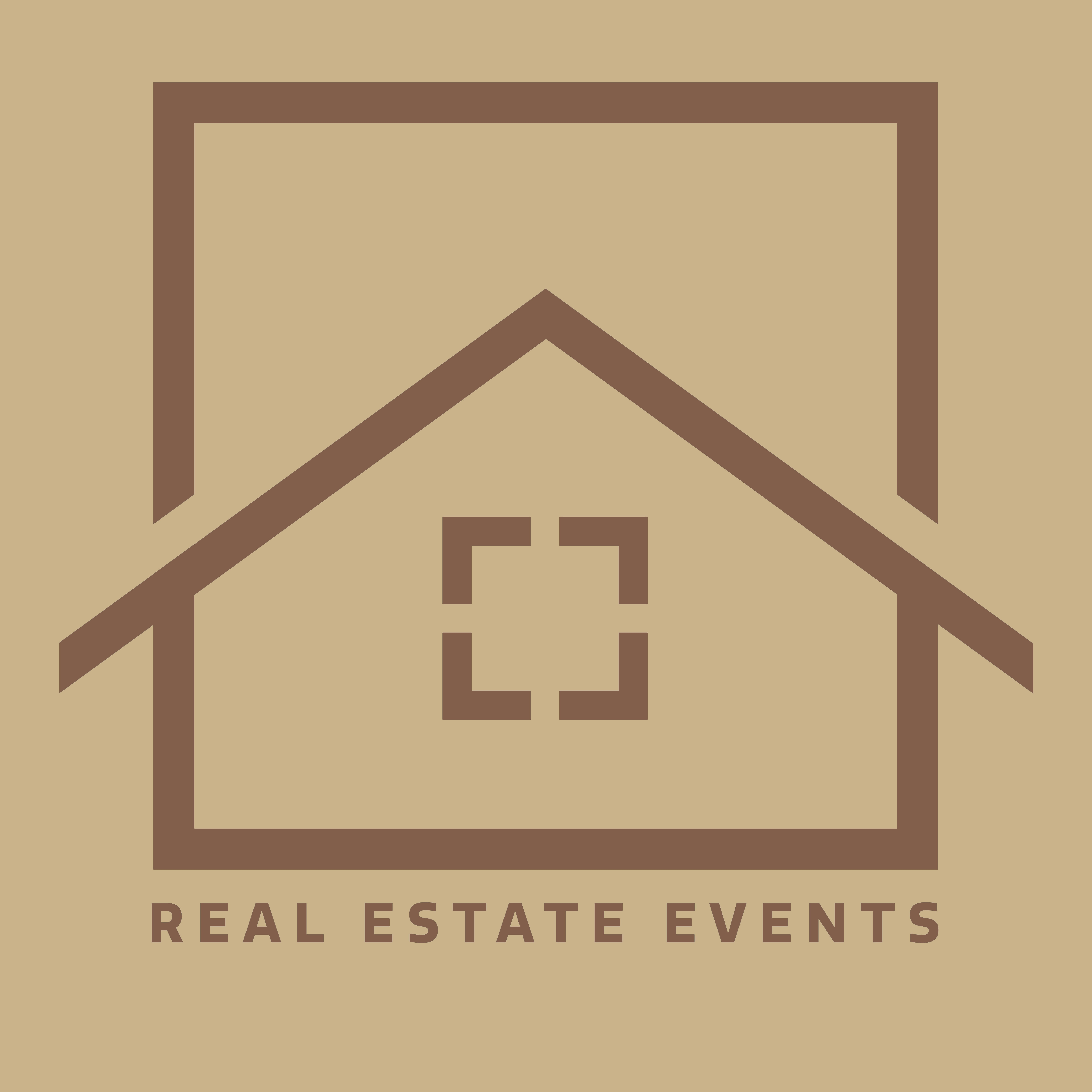 Real Estate Events Logo Design - PIC2MOTION