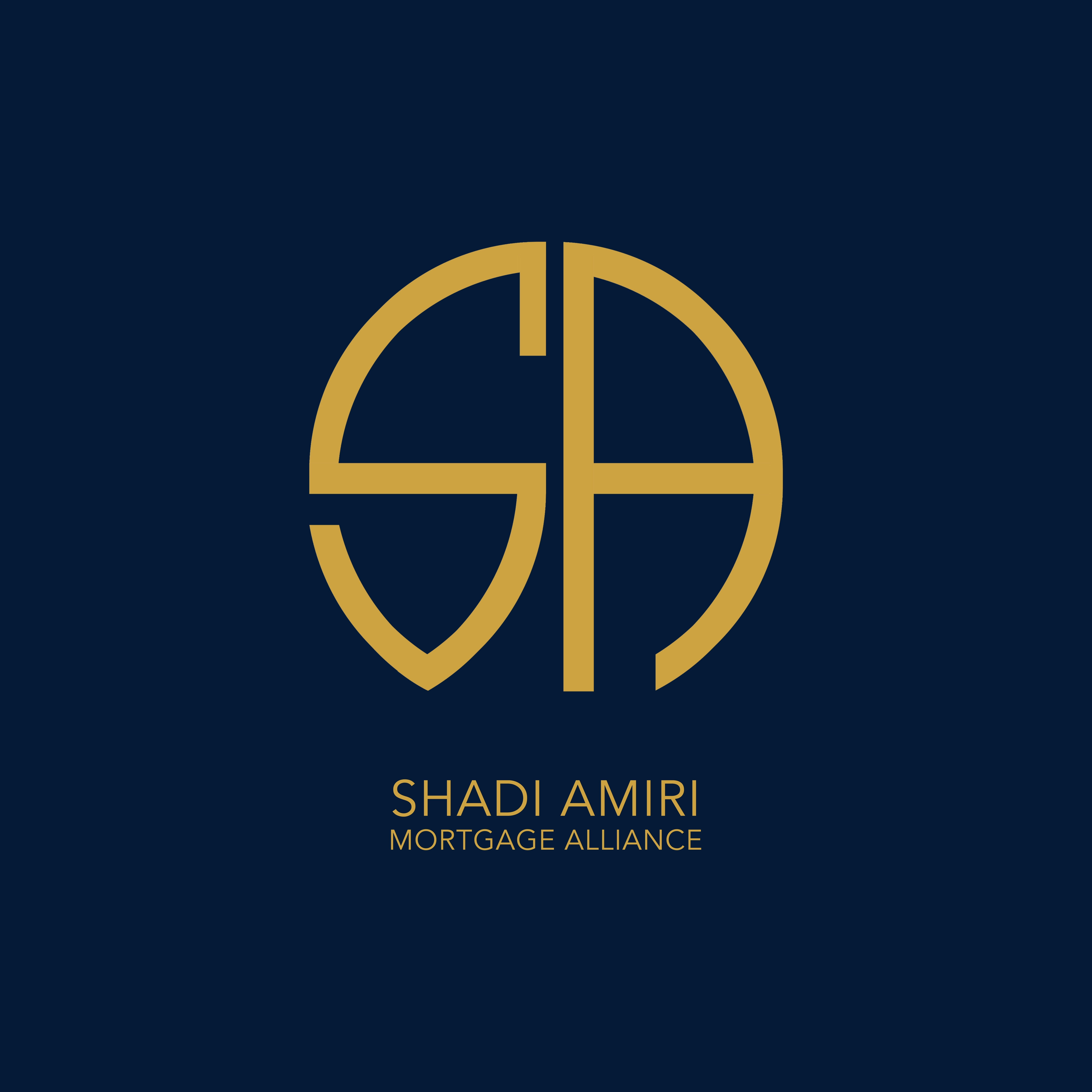 Shadi Mortgage Alliance Logo Design - PIC2MOTION