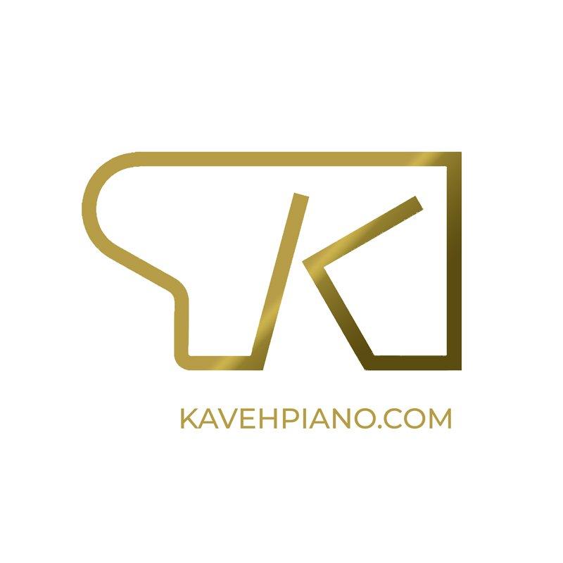 kaveh-piano-logo